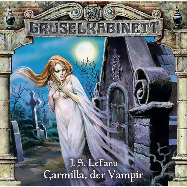 Folge 1: Carmilla, der Vampir Cover