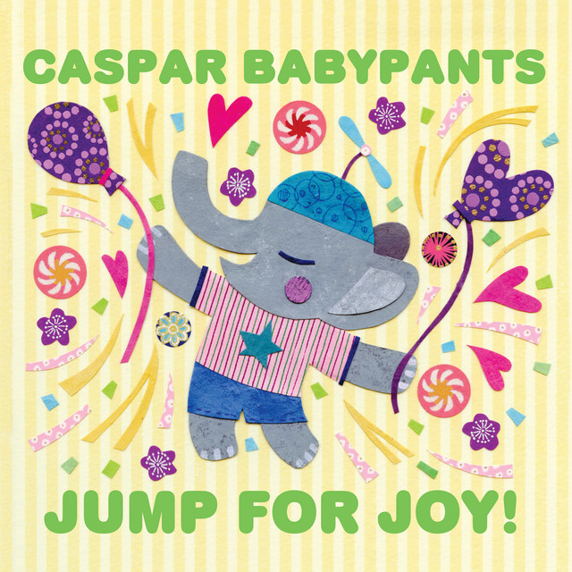 Jump for Joy! by Caspar Babypants
