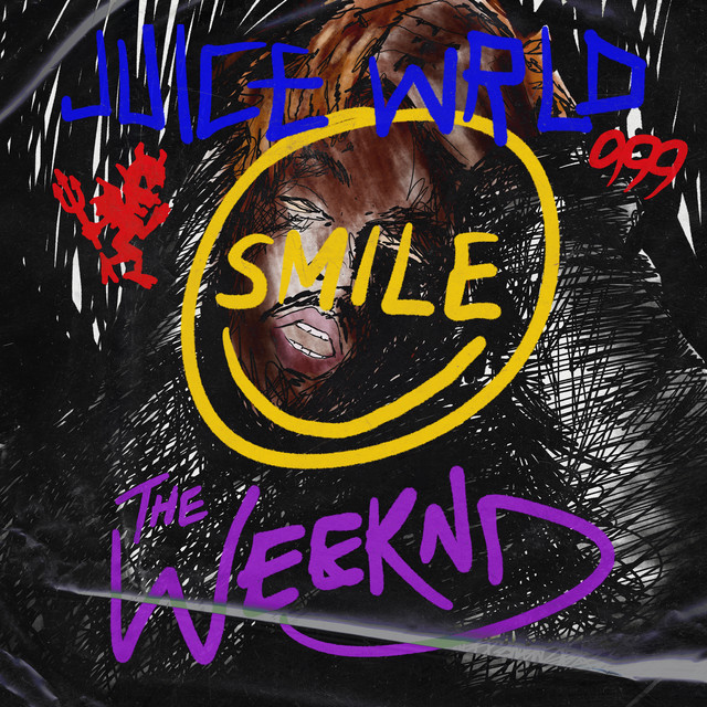 Juice WRLD Smile (with The Weeknd) acapella