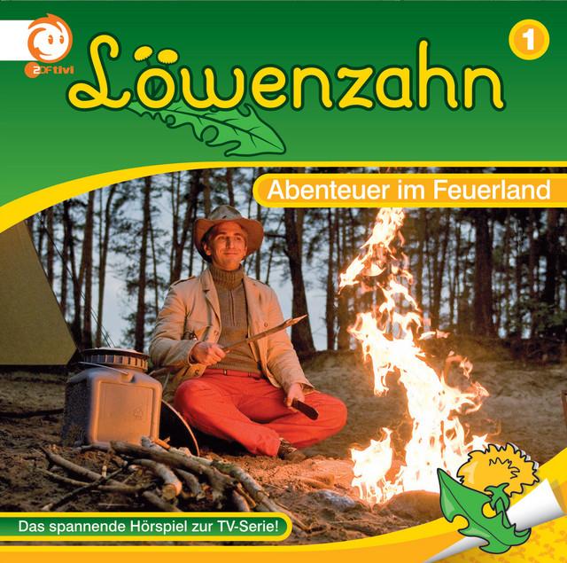 01: Abenteuer im Feuerland Cover