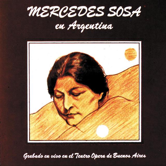 Mercedes Sosa En Argentina