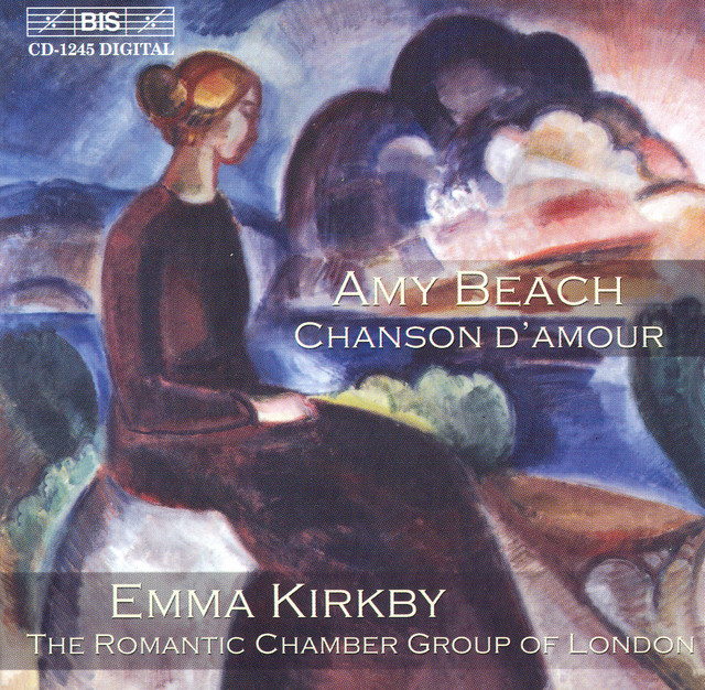 Three Shakespeare Songs, Op.37 album cover