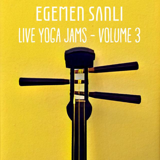 Live Yoga Jams - Volume 3