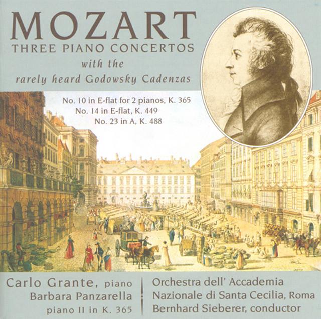 Mozart, W.A.: Piano Concertos Nos. 14, 23 / Concerto for 2 Pianos, K. 365