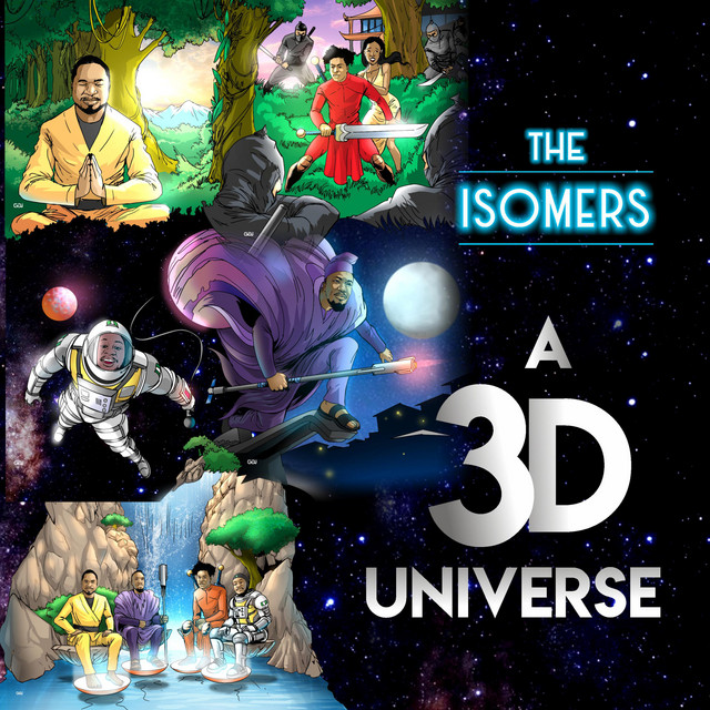 A 3D Universe