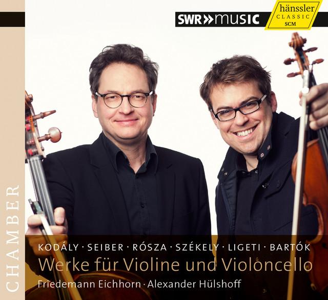 Werke fur Violine und Violoncello