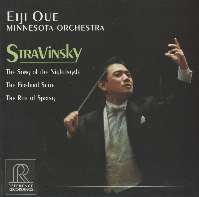 Stravinsky: Le chant du rossignol, The Firebird Suite & The Rite of Spring