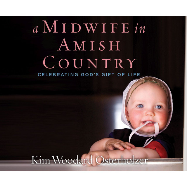 A Midwife in Amish Country (Unabridged)