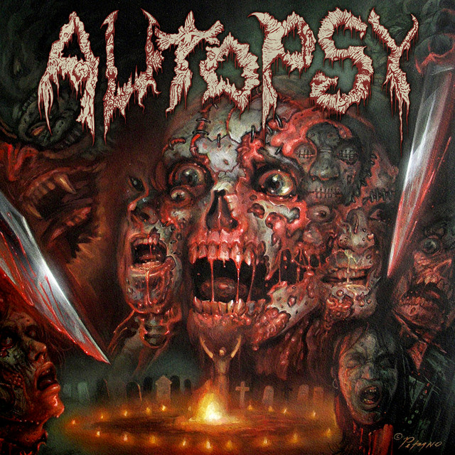 Artwork for Slaughter at Beast House by Autopsy