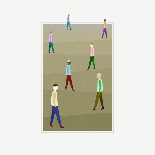 Max Bloom  Pedestrian :Replay
