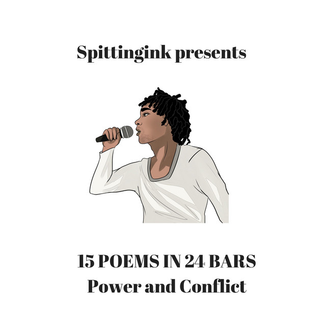 15 Poems in 24 Bars -Power and Conflict