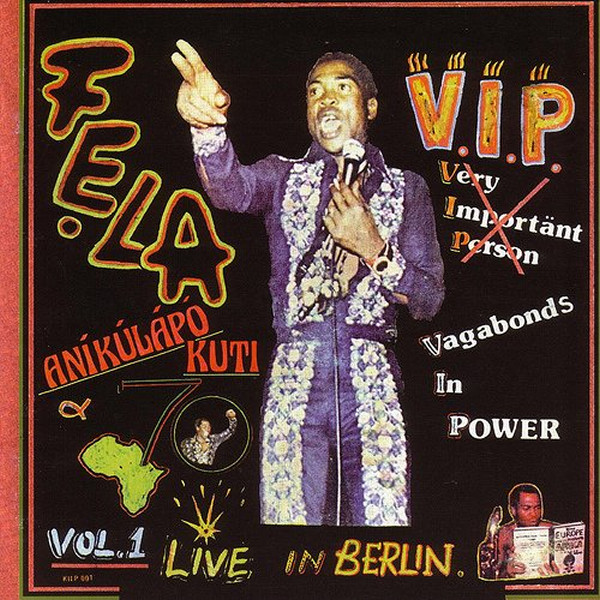 V.I.P. (Vagabonds In Power)