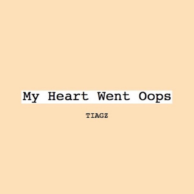 My Heart Went Oops cover