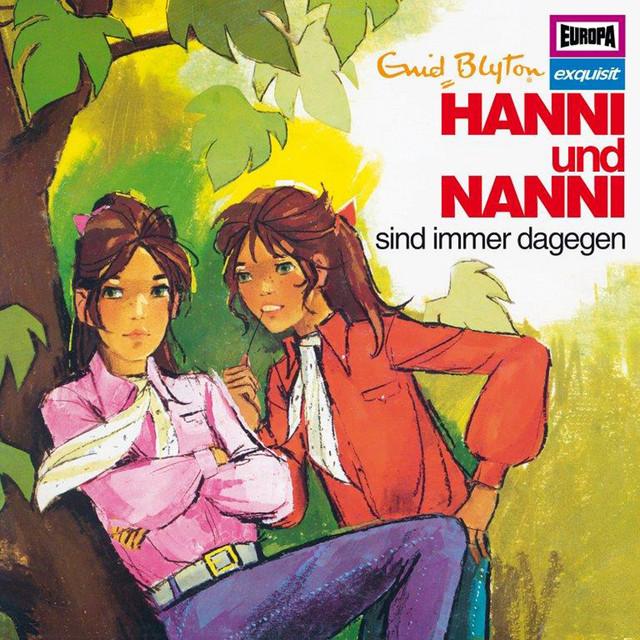 Klassiker 1 - 1972 Hanni und Nanni sind immer dagegen Cover