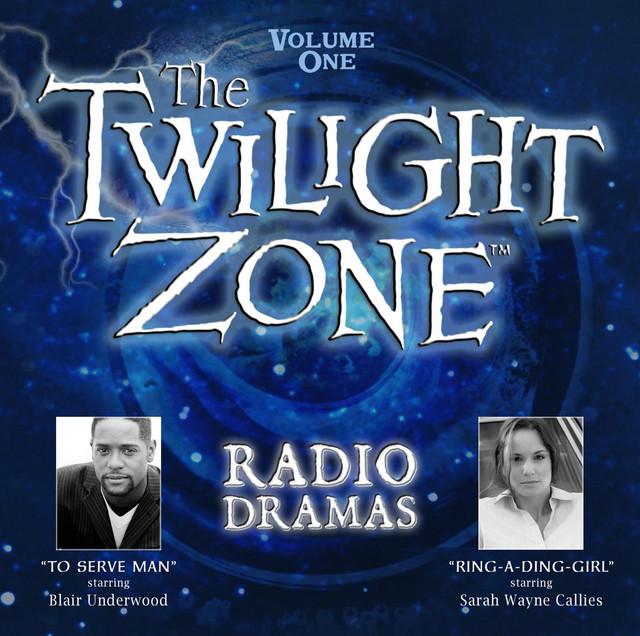 Twilight Zone Radio Dramas- Vol. 1
