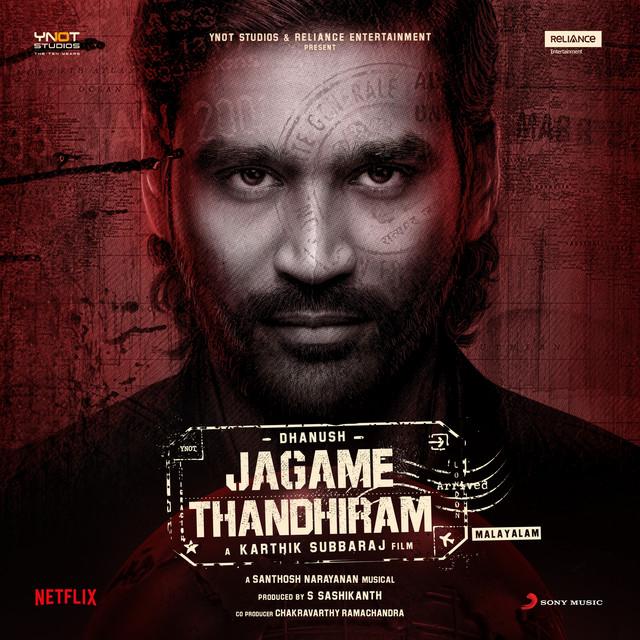 Jagame Thandhiram (Malayalam) [Original Motion Picture Soundtrack]