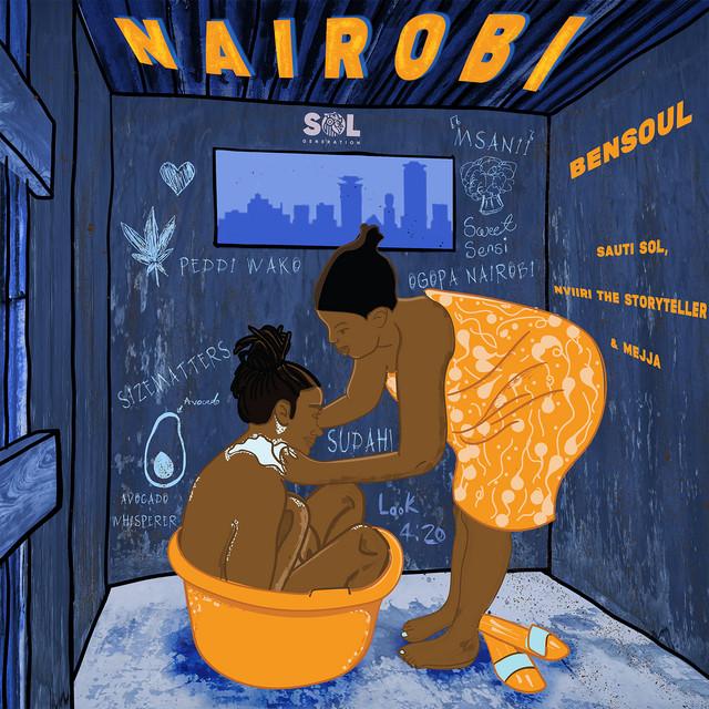 Nairobi (feat. Mejja)