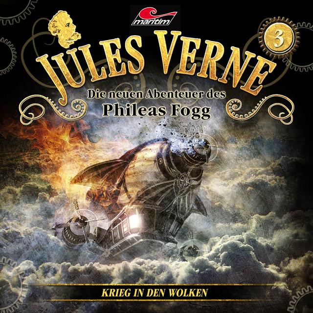Die neuen Abenteuer des Phileas Fogg, Folge 3: Krieg in den Wolken Cover