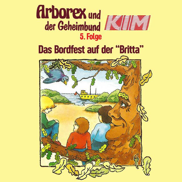 """Folge 5: Das Bordfest auf der """"Britta"""" Cover"""