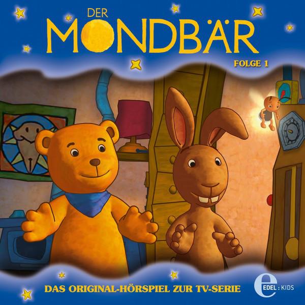 Der Mondbär, Folge 1 (Das Original-Hörspiel zur TV-Serie) Cover