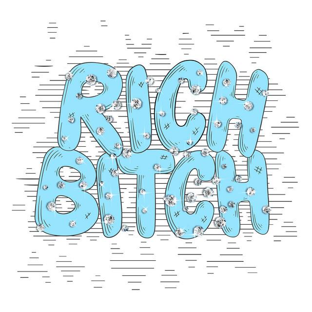 Bankrol Hayden - Rich Bitch cover