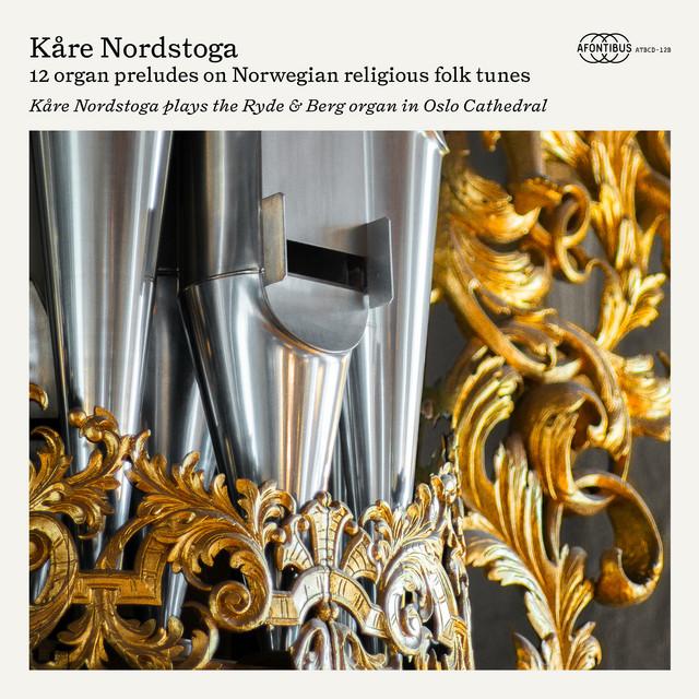 12 Organ Preludes on Norwegian Religious Folk Tunes