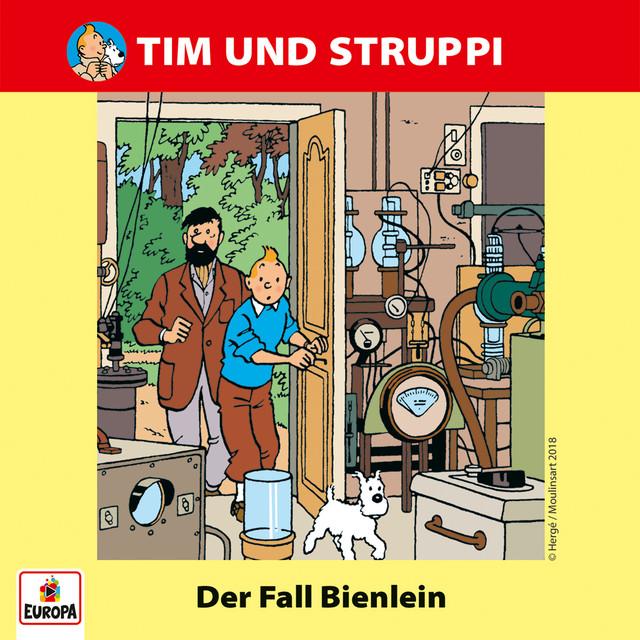 005 - Der Fall Bienlein Cover