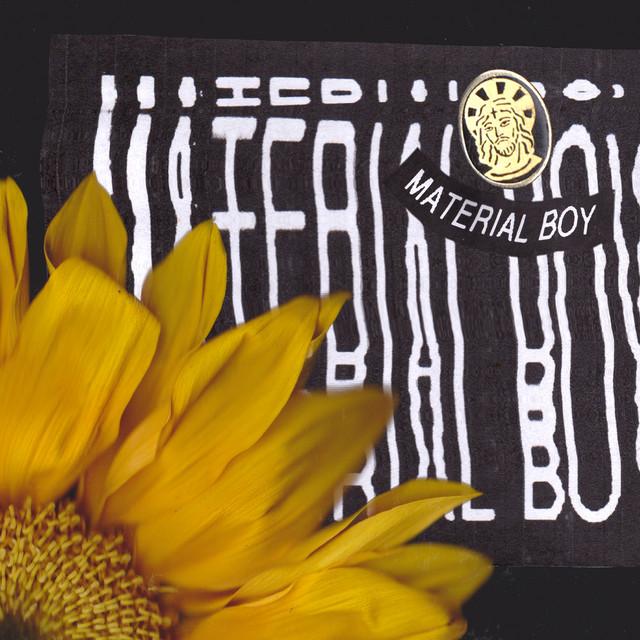Material Boy album cover