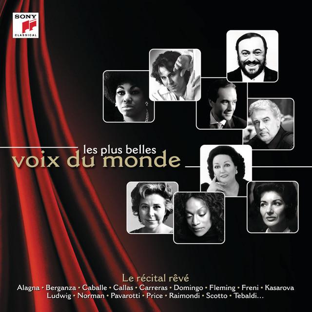 Compilation les plus belles voix du monde