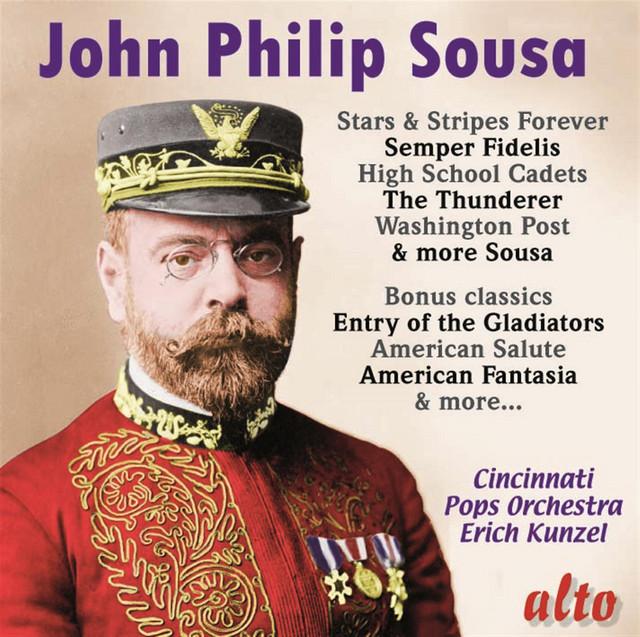 American Salute album cover