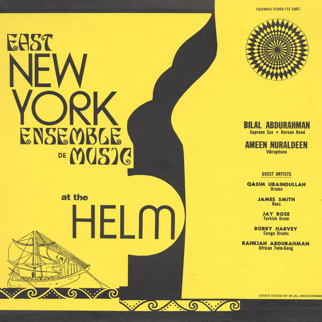 Cover art for Mevlana (Based on Turkish Religious Melody) by East New York Ensemble de Music