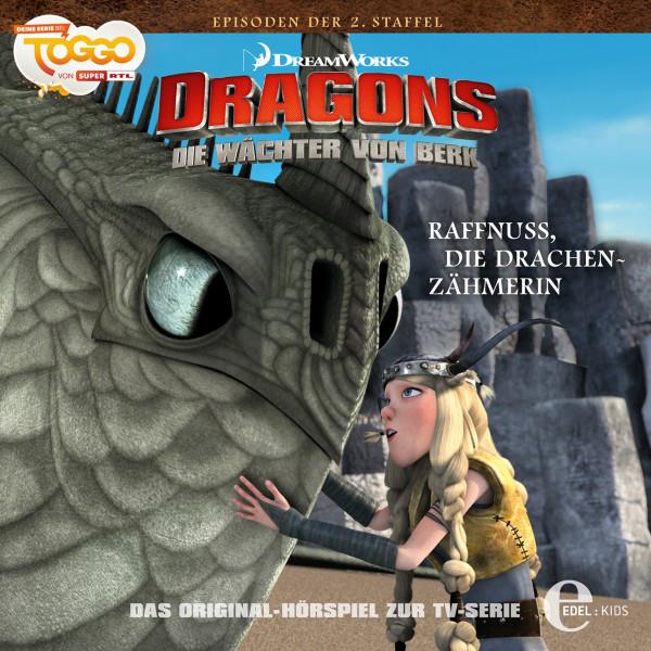 Folge 17: Raffnuss, die Drachenzähmerin  -  Eingefroren (Das Original-Hörspiel zur TV-Serie) Cover