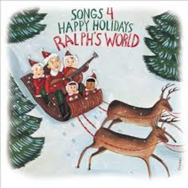 Songs 4 Happy Holidays by Ralph's World