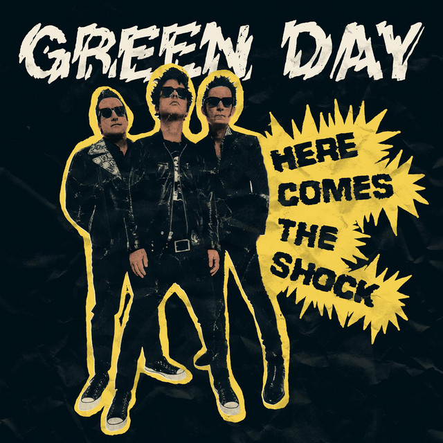 Here Comes The Shock album cover