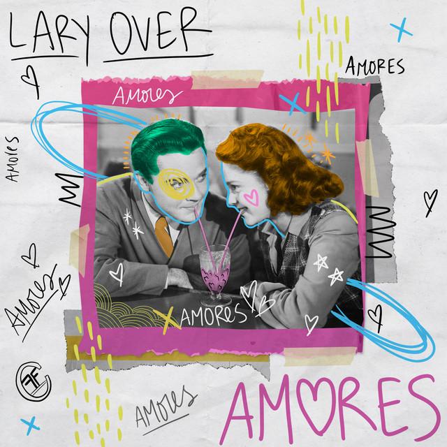 Amores album cover