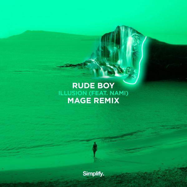 Illusion (feat. Nami) (Mage Remix) Image