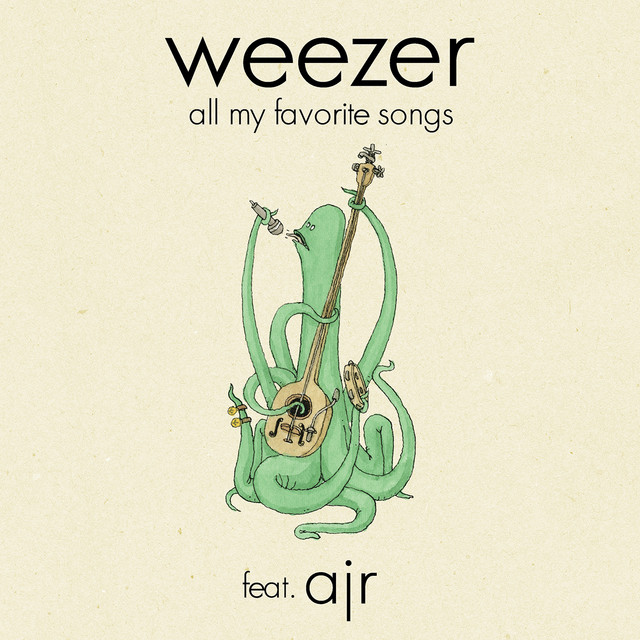 All My Favorite Songs album cover