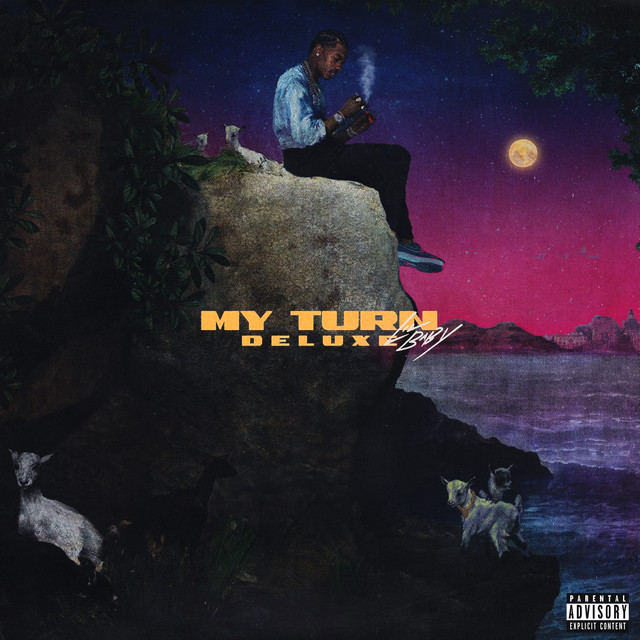 Lil Baby - My Turn (Deluxe) cover