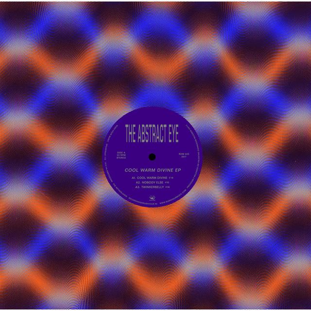 The Abstract Eye Vinyl