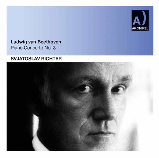 Sviatoslav Richter in Italy Beethoven Piano Concerto No. 3