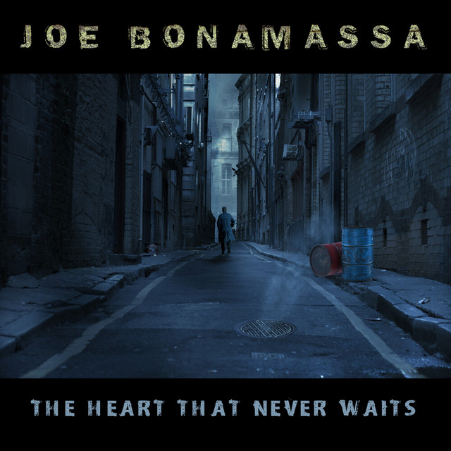 The Heart That Never Waits album cover