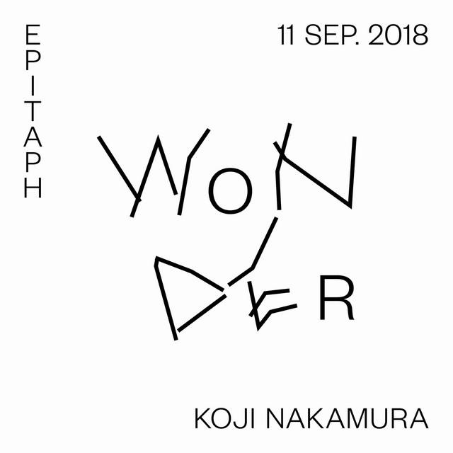 Wonder 11 Sep. 2018