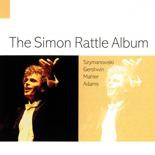 The Simon Rattle Album