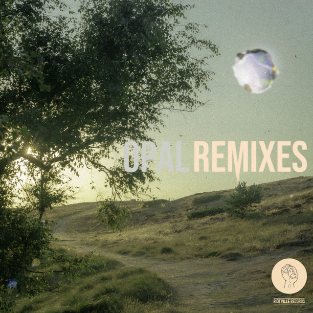 Album cover for Opal (Remixes) by Snavs