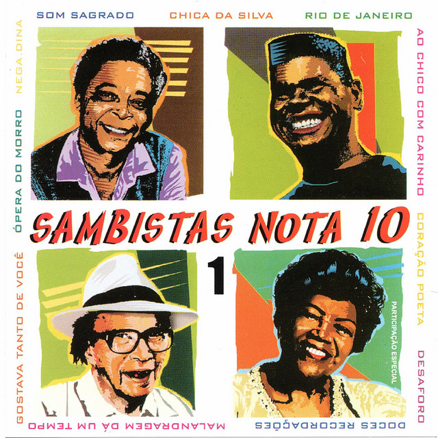 Sambistas Nota 10, Vol. 1