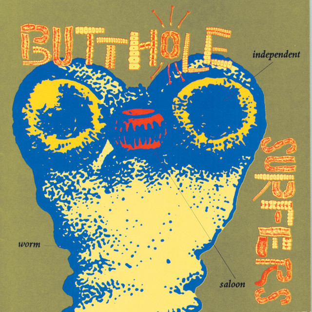 Cover art for Who Was In My Room Last Night? by Butthole Surfers