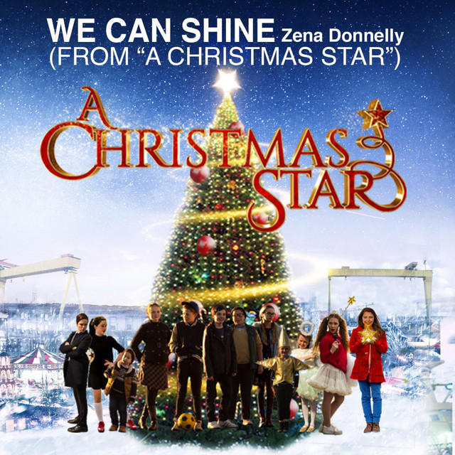 A Christmas Star.We Can Shine From A Christmas Star By Zena Donnelly On