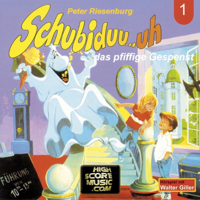 Folge 01: Schubiduu...uh - das pfiffige Gespenst Cover