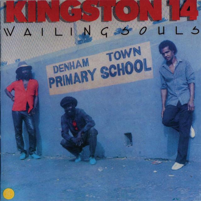 Kingston 14 album cover