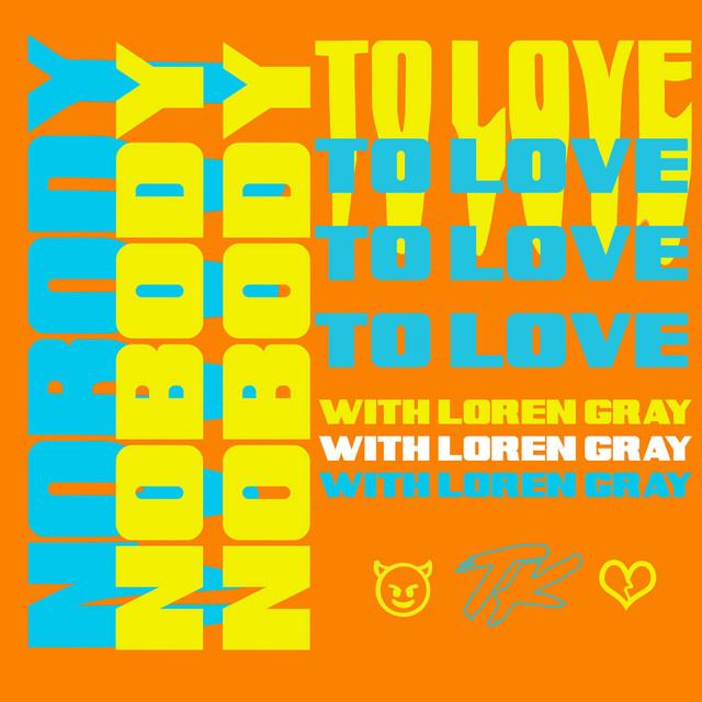 Nobody To Love album cover